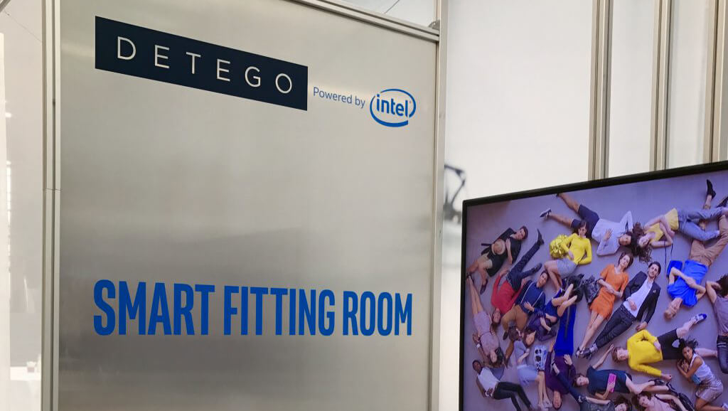 Detego Intel booth
