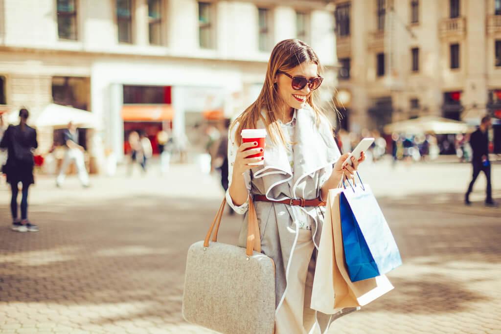 Omnichannel Retail Customer