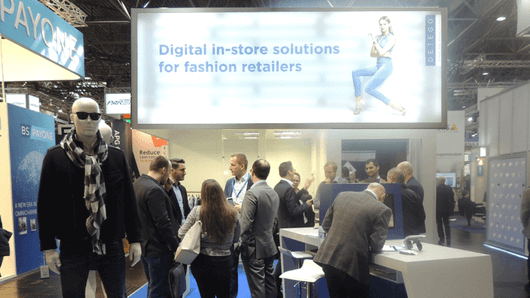 Detego at Eurocis 2018