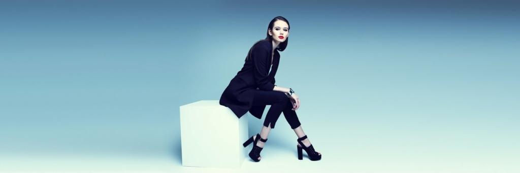Fashion Modell