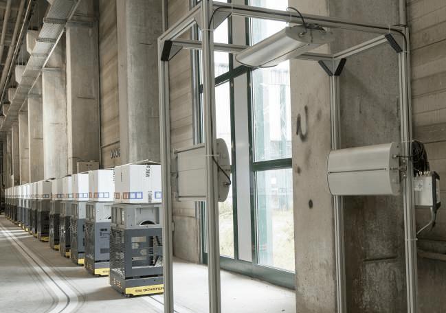 Warehouse RFID