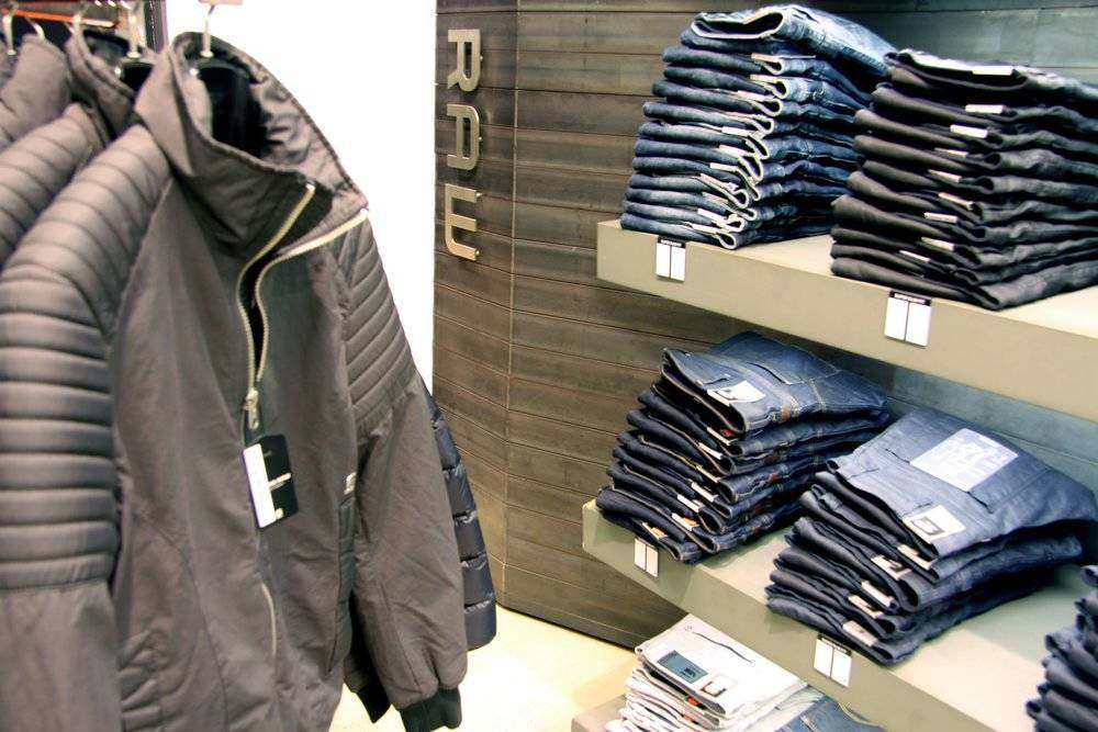 G Star RAW Store Union Square NY Store