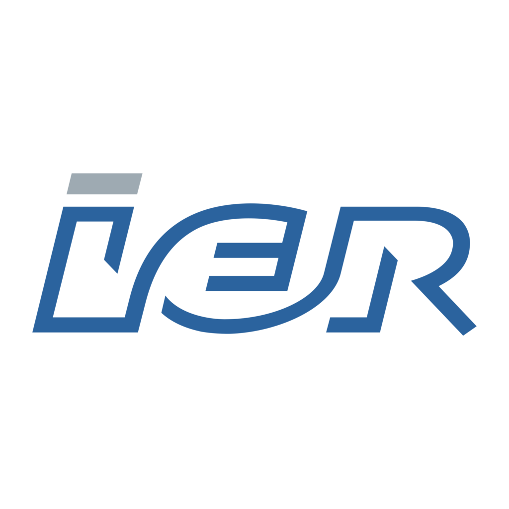IER logo