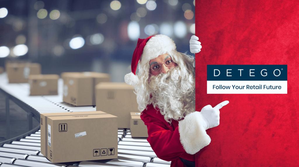 Santa and Detego