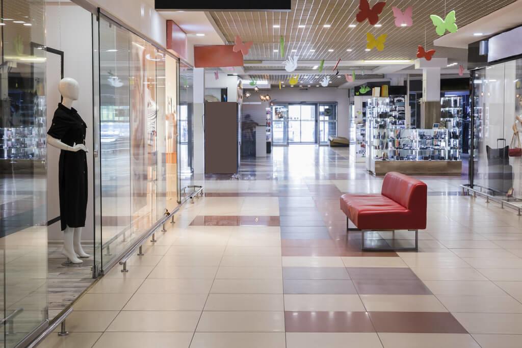 Empty Retail Stores