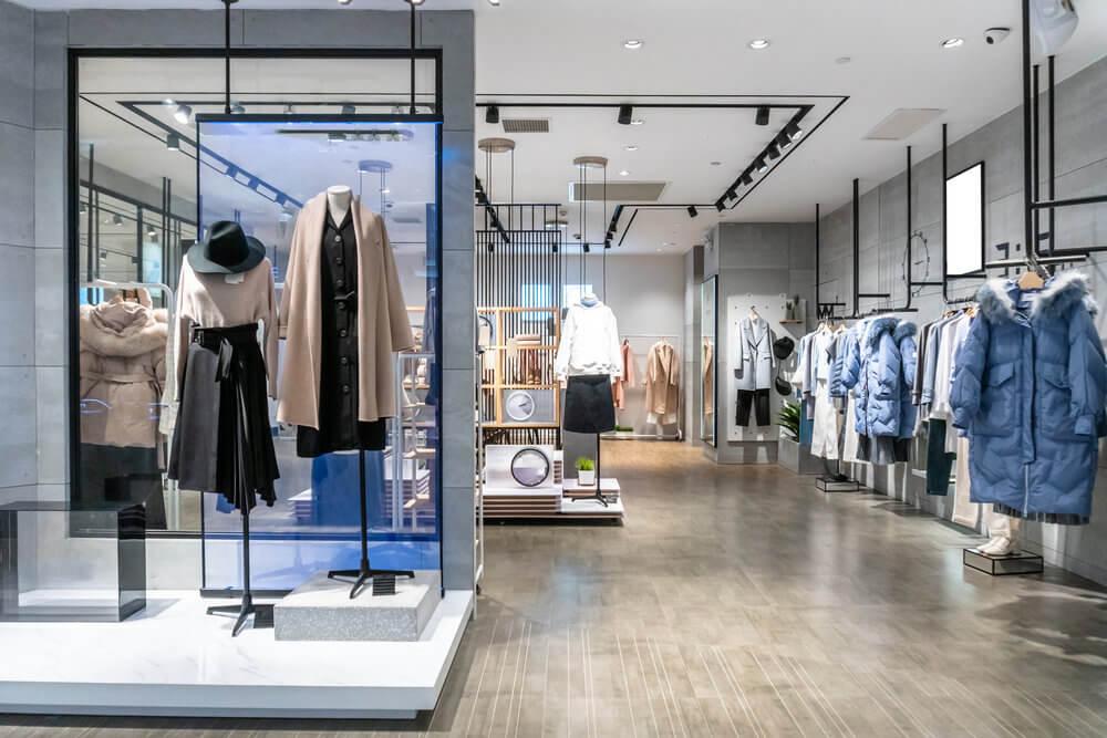 Fashion Retail Visual Merchandising