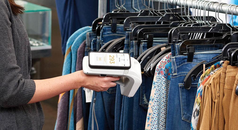 Detego RFID stocktake