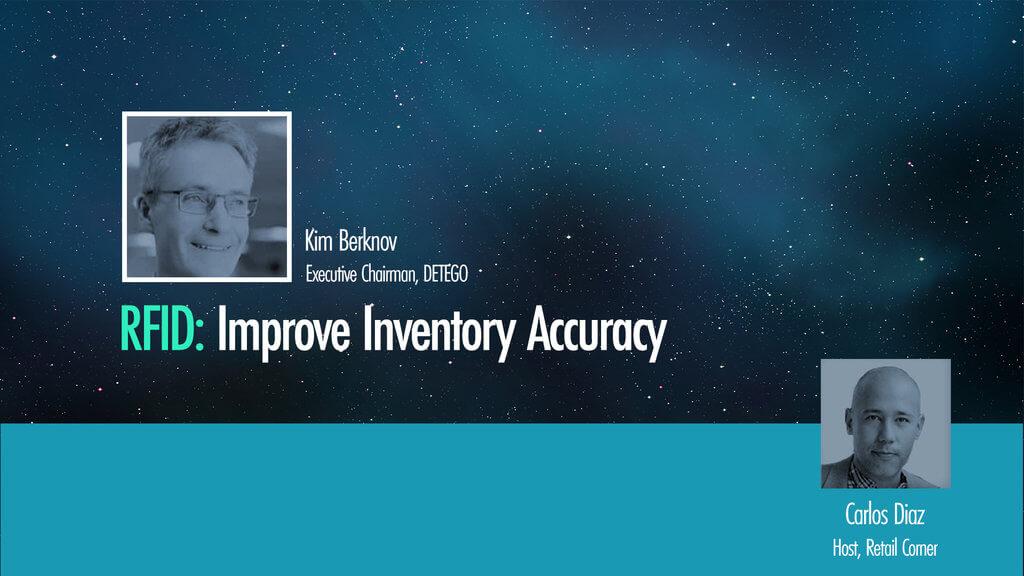 RFID: Improve Inventory Accuracy, Retail Corner