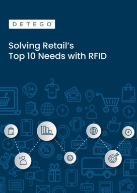 Solving Retail's top 10 needs with RFID