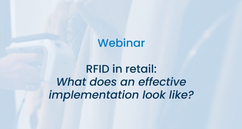 RFID implementation Webinar