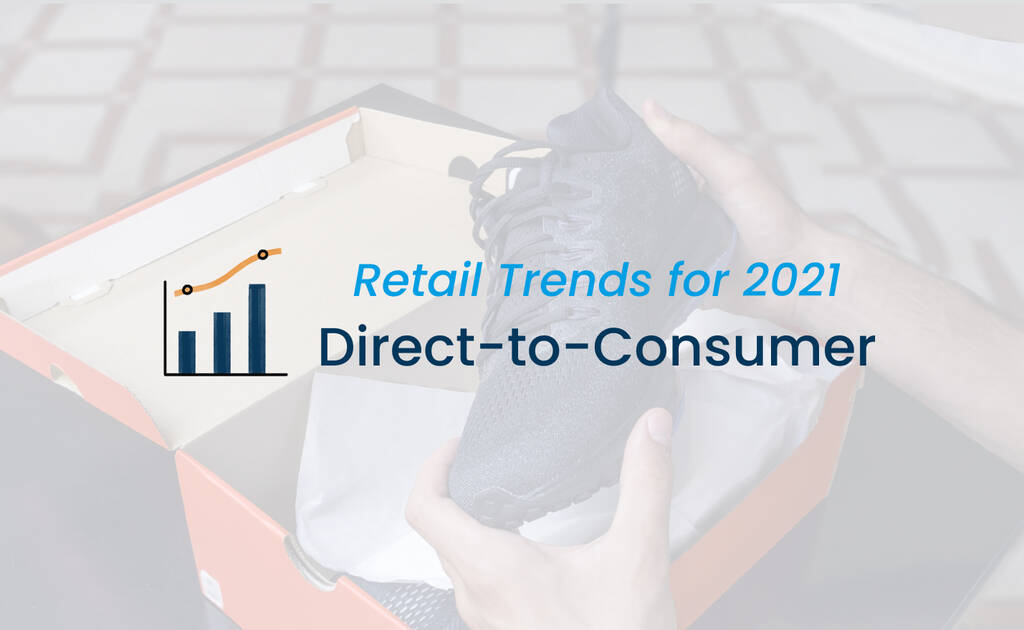 Direct to consumer article header